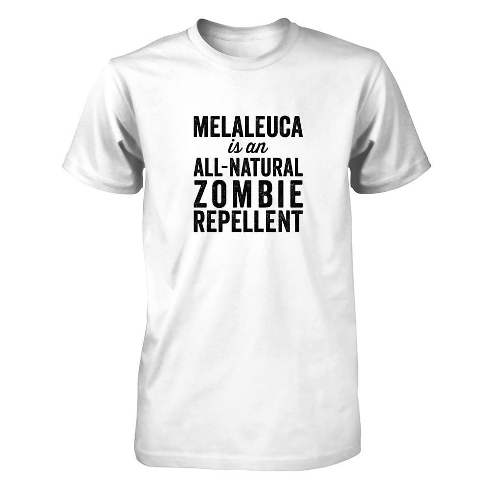 Zombie (Black Lettering) - Men's / Unisex Crew Essential Oil Style young living tshirts funny oil shirts popular oil shirts doterra tshirts convention shirts
