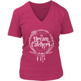 The Dream Catchers - V-Neck up to 4XL