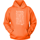 My Favorite Things (Halloween) -  Unisex Pullover Hoodie Essential Oil Style young living tshirts funny oil shirts popular oil shirts doterra tshirts convention shirts