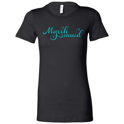 Myrrh Maid - Slim Fitted Crew
