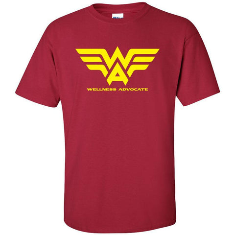 AKA Wellness Advocate - Unisex Crew | sizes up to 5XL
