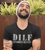 DILF - Unisex Crew | 12 colors | sizes up to 5XL Essential Oil Style young living tshirts funny oil shirts popular oil shirts doterra tshirts convention shirts