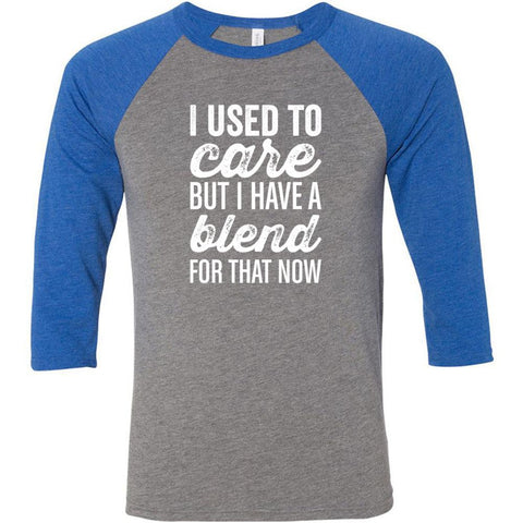 I Used To Care  - Unisex Classic Baseball Tee | 8 colors