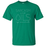 SARCASM and OILS: my essentials -Unisex Crew | sizes up to 5XL