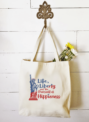 Market Tote - The Pursuit of Hippieness