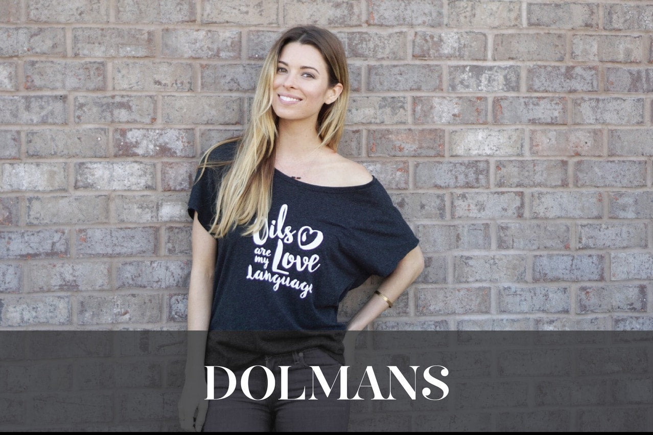 Essential Oil Style | Fun Essential Oil Dolmans and gear