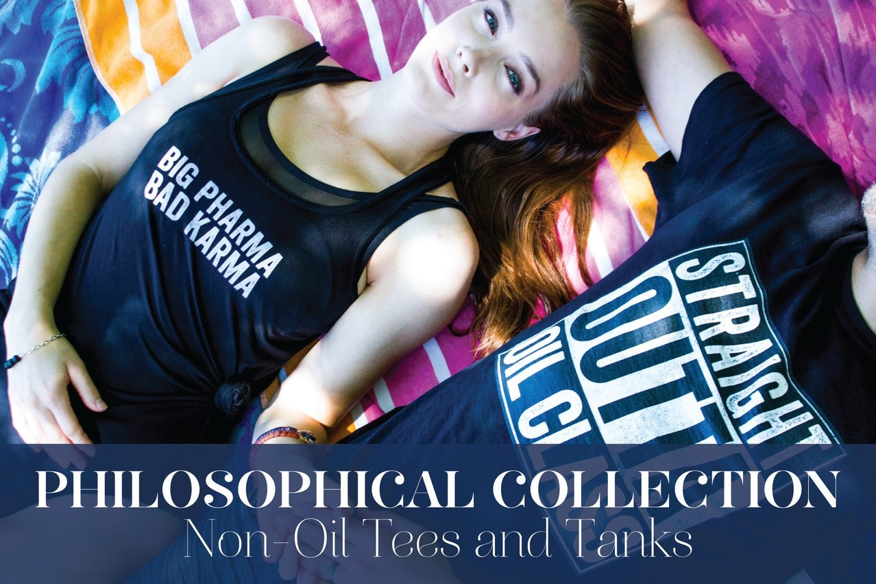 Essential Oil Style | Fun Essential Oil T-shirts and gear