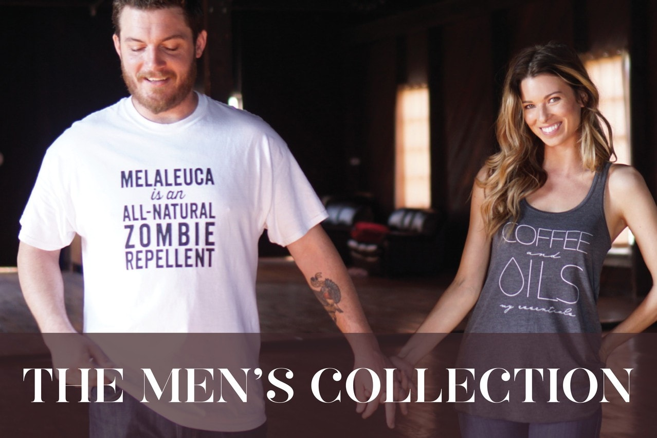Essential Oil Style | Fun Essential Oil T-shirts for men