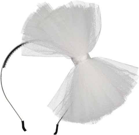 TUTU Hairband // White
