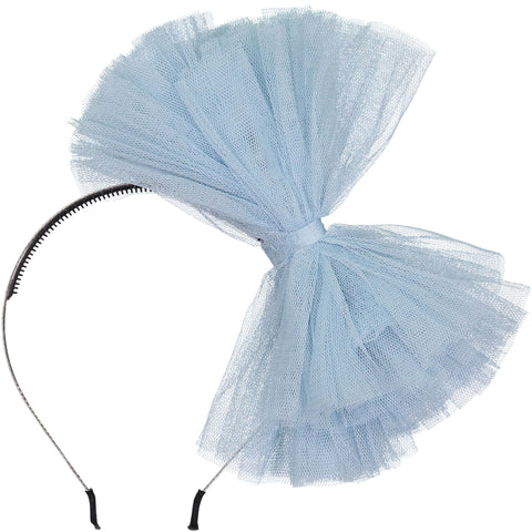 TUTU Hairband // Light Blue