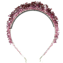 Load image into Gallery viewer, TIARA Headband - KNOT Hairbands