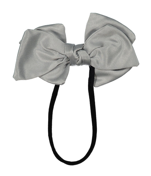 Ballerina Bow Band // GREY
