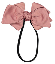 Load image into Gallery viewer, Ballerina Bow Band // PINK - KNOT Hairbands