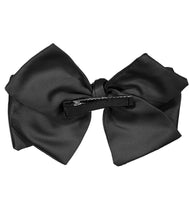 Load image into Gallery viewer, Ballerina Bow Clip // BLACK