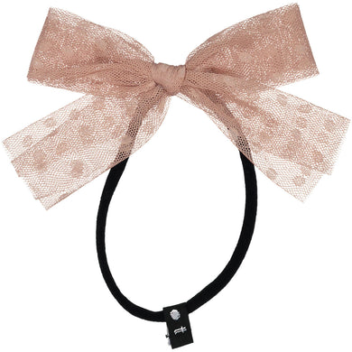 BRUSHED BOW BAND - KNOT Hairbands