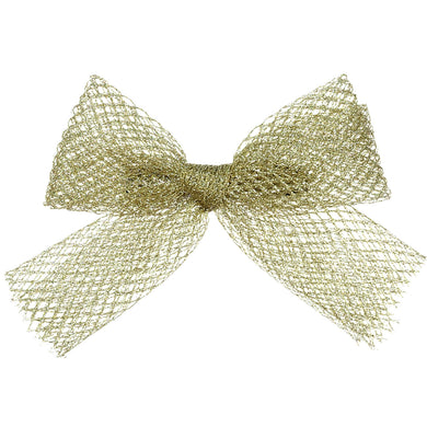 BRUSHED BOW CLIP // PETITE - KNOT Hairbands