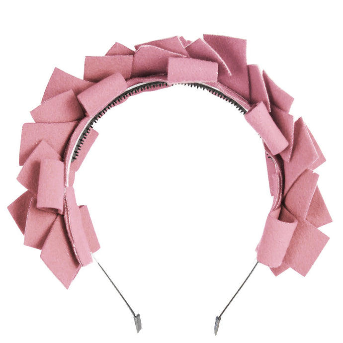 CLUSTER Headband // Bubblegum - KNOT Hairbands