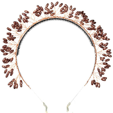 BRANCH Headband // Copper - KNOT Hairbands