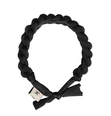 CATERPILLAR Headwrap // Black - KNOT Hairbands