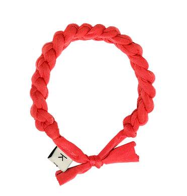 CATERPILLAR Headwrap // Red - KNOT Hairbands