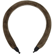 Load image into Gallery viewer, CORDUROY HEADBAND - KNOT Hairbands
