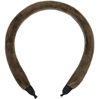 CORDUROY HEADBAND - KNOT Hairbands