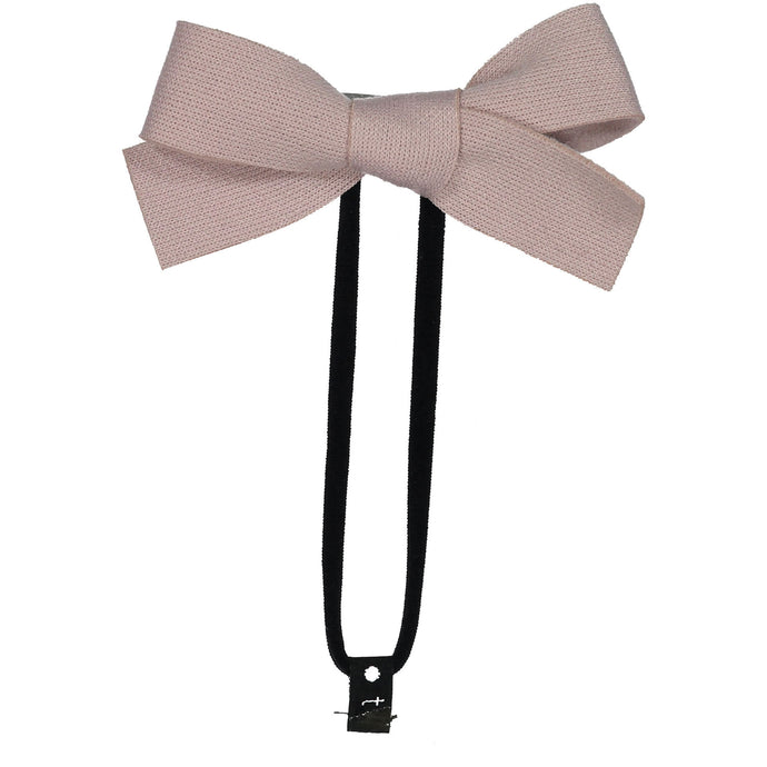 COZY BOW BAND // Blush Glow - KNOT Hairbands