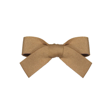 COZY BOW CLIP // Almond // MINI - KNOT Hairbands