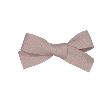 COZY BOW CLIP // Blush Glow // MINI - KNOT Hairbands