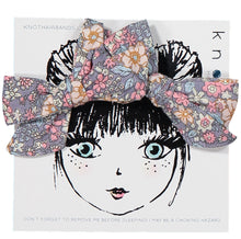 Load image into Gallery viewer, GARDEN MINI BOW CLIP SET - KNOT Hairbands