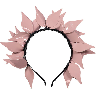 IVY Headband // DUSTY PINK