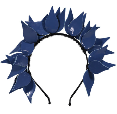 IVY Headband // MOOD BLUE - KNOT Hairbands
