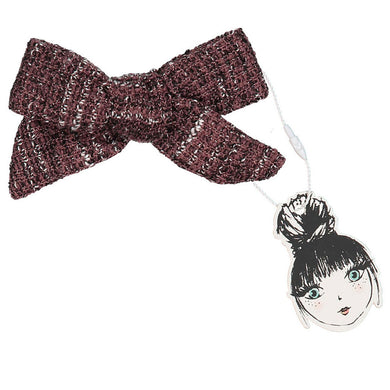 KNOT MIX BOW CLIP - KNOT Hairbands