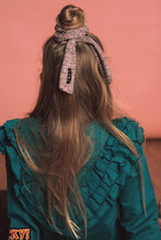 Load image into Gallery viewer, SWEATER SCRUNCHIE // Blush Glow - KNOT Hairbands