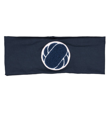 Patch Headwrap // Navy - KNOT Hairbands