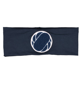 Patch Headwrap // Navy