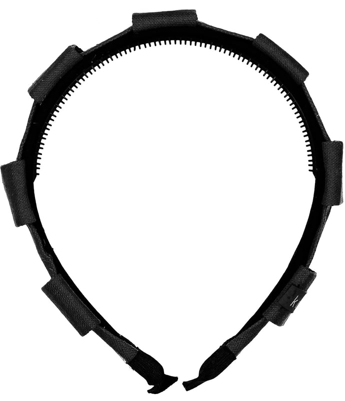 Pirouette Headband // BLACK - KNOT Hairbands