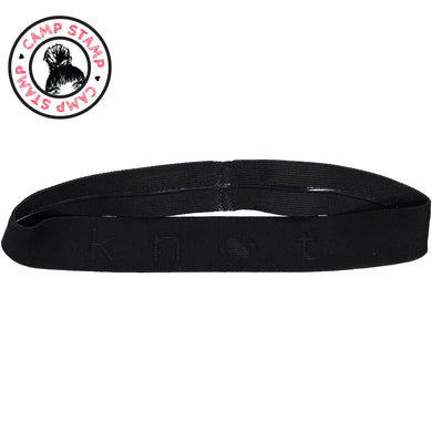 PLAY BAND // Etched Edition // BLACK - KNOT Hairbands