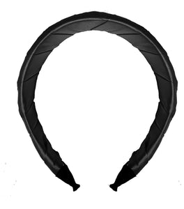 Plié Headband // BLACK - KNOT Hairbands