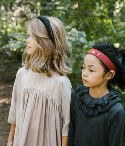 Plié Headband // IVORY - KNOT Hairbands