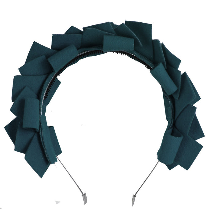 CLUSTER Headband // Pine - KNOT Hairbands
