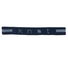 Load image into Gallery viewer, PLAY Band // Navy // Cozy Edition - KNOT Hairbands