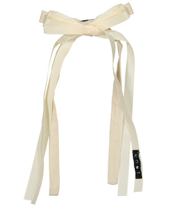 RIBBON BOW CLIP - KNOT Hairbands