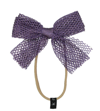 SECRET BOW BAND - KNOT Hairbands