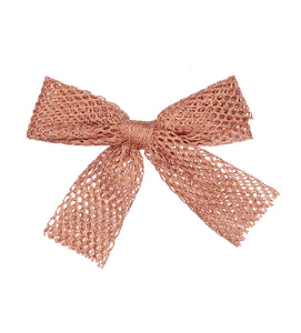 SECRET BOW PETITE CLIP - KNOT Hairbands