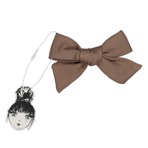 SHAPE BOW CLIP // PETITE - KNOT Hairbands