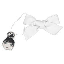 Load image into Gallery viewer, SHAPE BOW CLIP // PETITE - KNOT Hairbands
