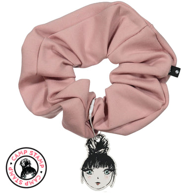 SHAPE JUMBO SCRUNCHIE - KNOT Hairbands