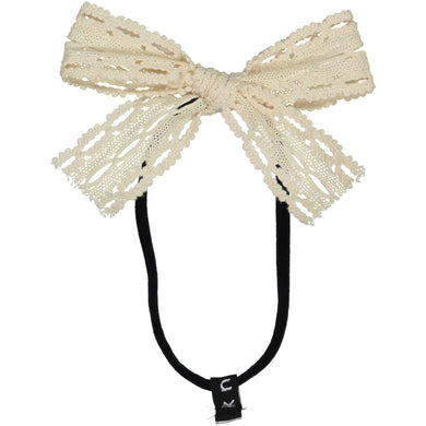 SKETCH BOW BAND - KNOT Hairbands