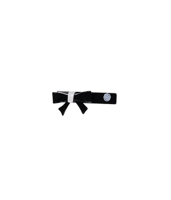 SWEET BOW CLIP // Black - KNOT Hairbands